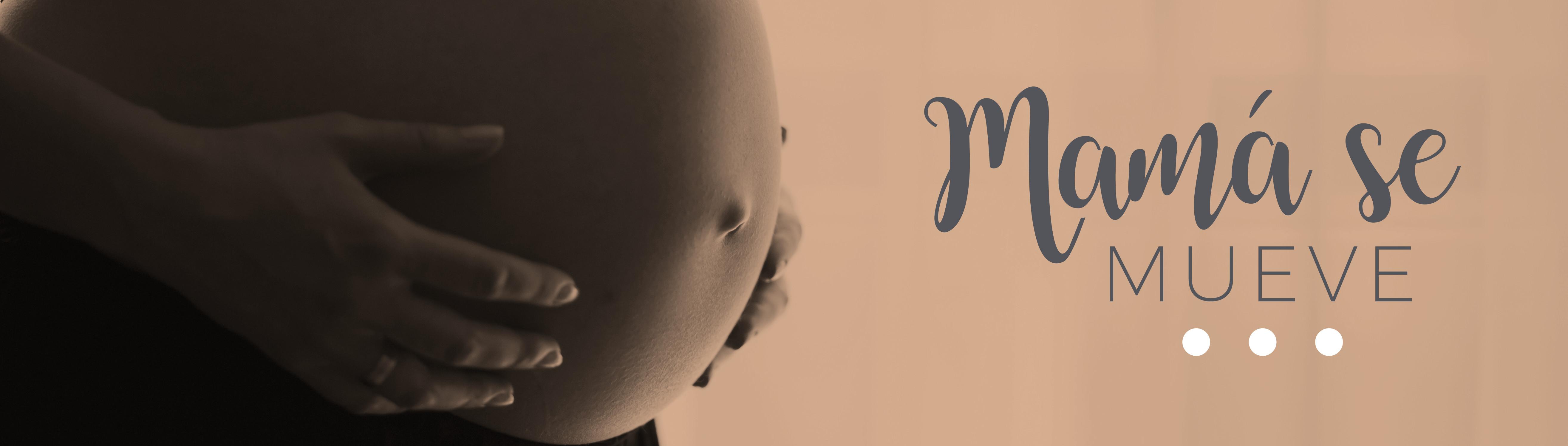 mama se mueve en el embarazo